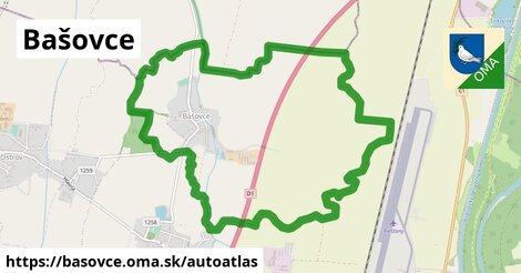 ikona Mapa autoatlas  basovce