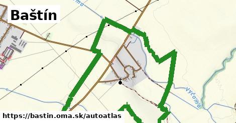 ikona Mapa autoatlas  bastin
