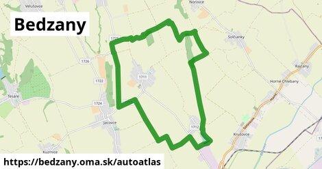 ikona Mapa autoatlas  bedzany