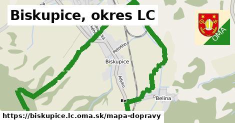 ikona Mapa dopravy mapa-dopravy  biskupice.lc