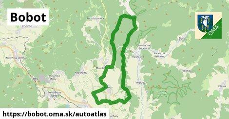 ikona Mapa autoatlas  bobot