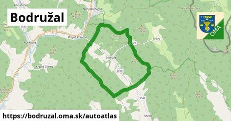 ikona Mapa autoatlas  bodruzal