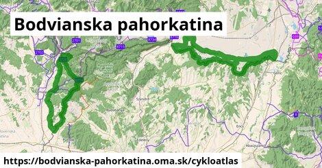 ikona Cykloatlas cykloatlas  bodvianska-pahorkatina
