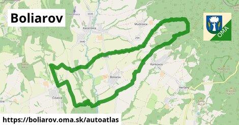 ikona Mapa autoatlas  boliarov