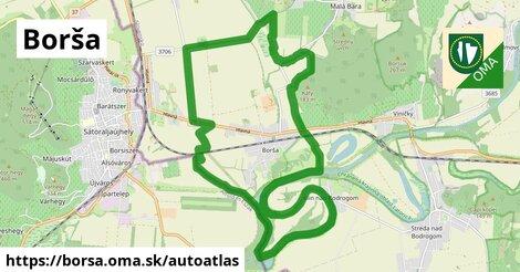 ikona Mapa autoatlas  borsa