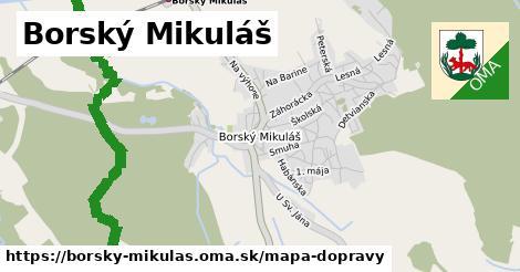 ikona Mapa dopravy mapa-dopravy  borsky-mikulas