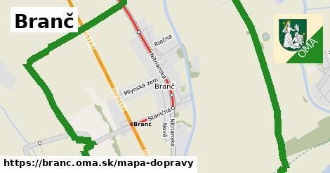 ikona Mapa dopravy mapa-dopravy  branc