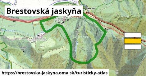 ikona Turistická mapa turisticky-atlas  brestovska-jaskyna
