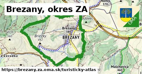 Brezany, okres ZA