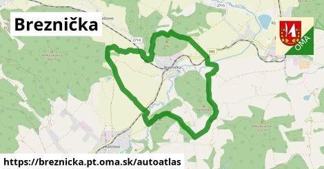 ikona Mapa autoatlas  breznicka.pt