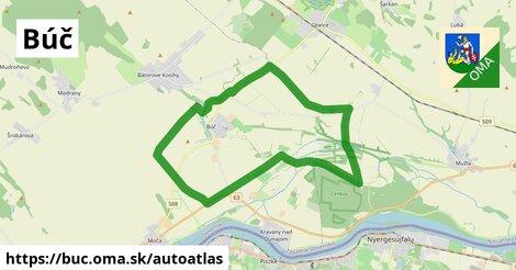 ikona Mapa autoatlas  buc