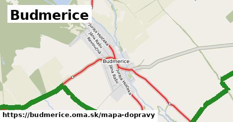ikona Mapa dopravy mapa-dopravy  budmerice