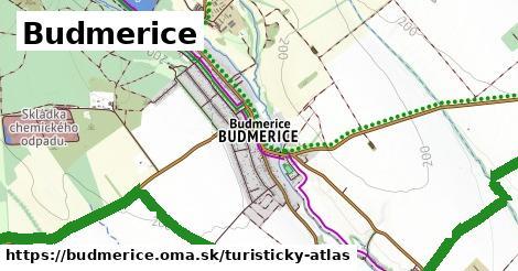 ikona Turistická mapa turisticky-atlas  budmerice