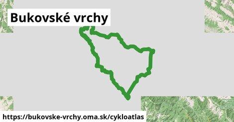ikona Cykloatlas cykloatlas  bukovske-vrchy