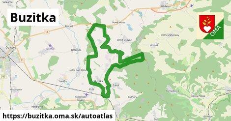 ikona Mapa autoatlas  buzitka