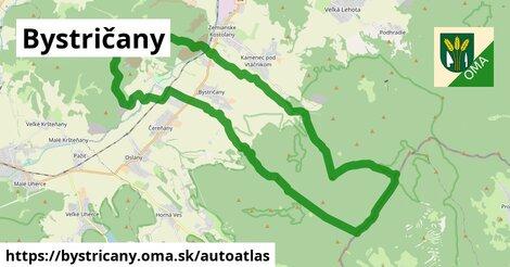 ikona Mapa autoatlas  bystricany