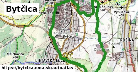 ikona Mapa autoatlas  bytcica