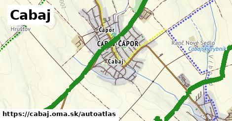 ikona Mapa autoatlas  cabaj