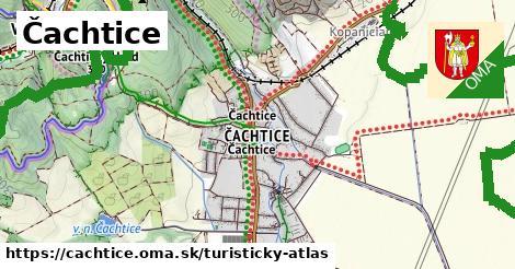 ikona Turistická mapa turisticky-atlas  cachtice