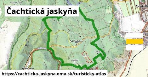 ikona Turistická mapa turisticky-atlas  cachticka-jaskyna