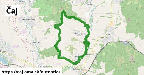ikona Mapa autoatlas  caj