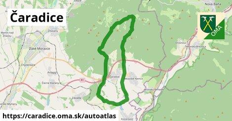 ikona Mapa autoatlas  caradice