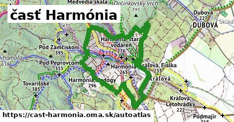 ikona Mapa autoatlas  cast-harmonia