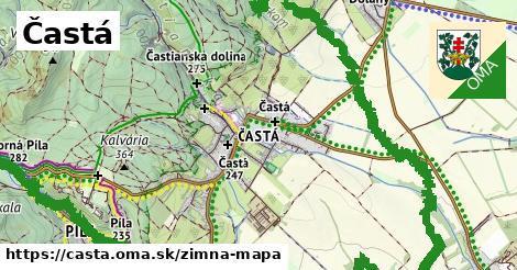 ikona Zimná mapa zimna-mapa  casta