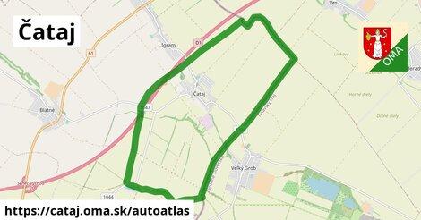 ikona Mapa autoatlas  cataj