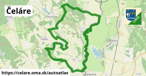 ikona Mapa autoatlas  celare
