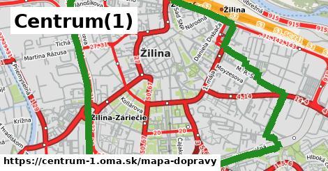 ikona Centrum(1): 99km trás mapa-dopravy  centrum-1