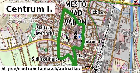 ikona Mapa autoatlas  centrum-i