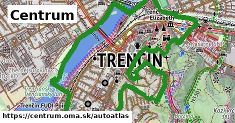 ikona Mapa autoatlas  centrum