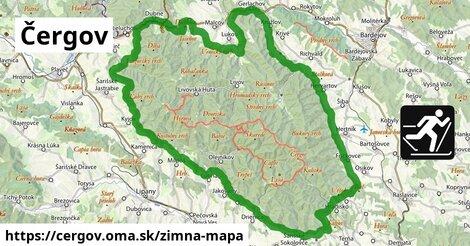 ikona Zimná mapa zimna-mapa  cergov