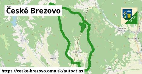 ikona Mapa autoatlas  ceske-brezovo