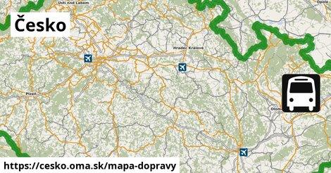 ikona Mapa dopravy mapa-dopravy  cesko