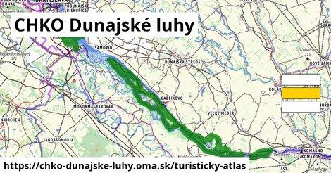 ikona CHKO Dunajské luhy: 5,1km trás turisticky-atlas  chko-dunajske-luhy