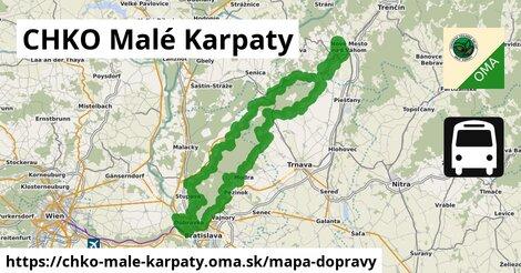 ikona Mapa dopravy mapa-dopravy  chko-male-karpaty