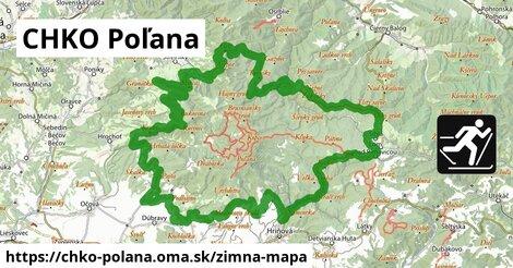 ikona Zimná mapa zimna-mapa  chko-polana