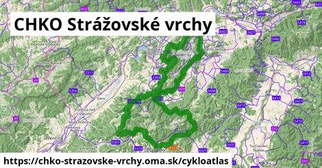 ikona Cykloatlas cykloatlas  chko-strazovske-vrchy