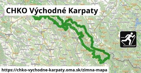 ikona Zimná mapa zimna-mapa  chko-vychodne-karpaty