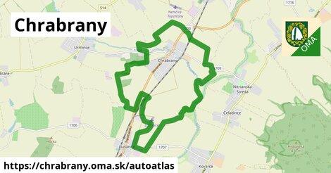 ikona Mapa autoatlas  chrabrany