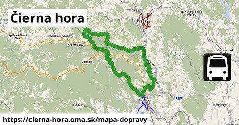 ikona Mapa dopravy mapa-dopravy  cierna-hora