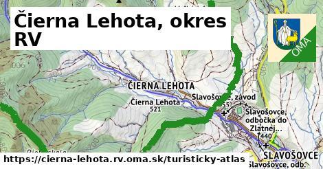 ikona Turistická mapa turisticky-atlas  cierna-lehota.rv