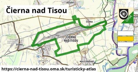 ikona Turistická mapa turisticky-atlas  cierna-nad-tisou