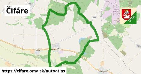 ikona Mapa autoatlas  cifare