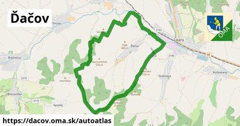 ikona Mapa autoatlas  dacov