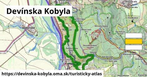 ikona Turistická mapa turisticky-atlas  devinska-kobyla