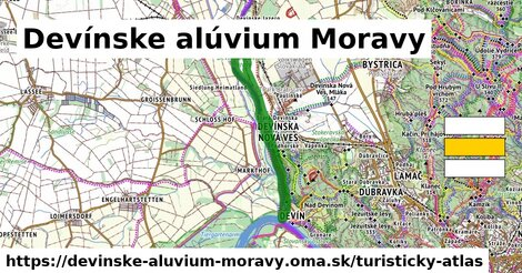 ikona Turistická mapa turisticky-atlas  devinske-aluvium-moravy