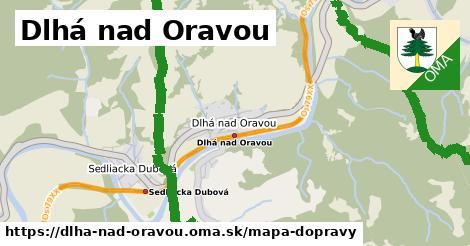 ikona Mapa dopravy mapa-dopravy  dlha-nad-oravou